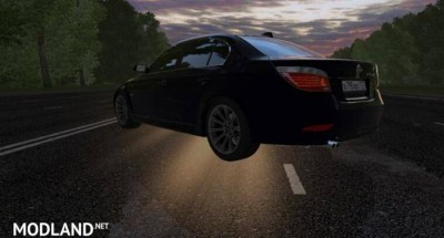 Bmw 5-Series E60 M-Packet [1.5.9], 3 photo